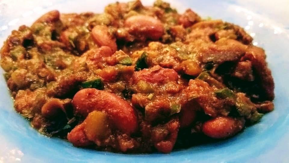 Vegetarian Chili Chili Non Carne Kosher Cowboy